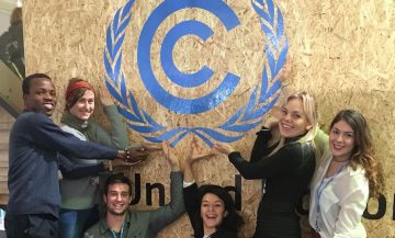 My First Day at COP23